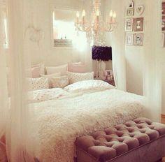 Bedroom for teens girls