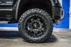 Used 2014 GMC Sierra 1500 Denali with miles at Northwest Motorsport in Puyallup, WA. Buy a used Black GMC Sierra. 4x4 Trucks For Sale, Chevrolet 2500, 2014 Gmc Sierra, Sierra 1500, Silverado 1500, Motorcycles, Cars, Ideas, Pickup Trucks