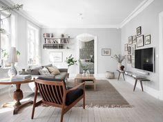 Home Interior Salas .Home Interior Salas Decor, Cheap Home Decor, House Interior, Swedish House, Trendy Living Rooms, Living Decor, Interior, Living Room, My Scandinavian Home