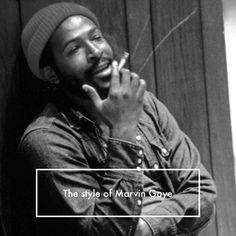 His sound was a revolution, but his style was undeniable. Today it lives on in beanies and effortlessly popped collars. AnOther looks back at musical icon Marvin Gaye.