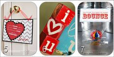 Valentines Day Roundup! 12 super cute ideas!!! Love Love Love!