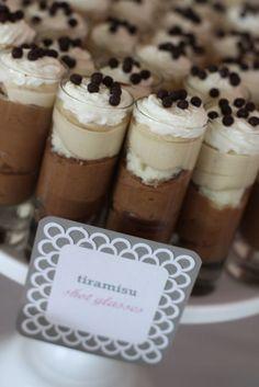 mini desserts                                                       …