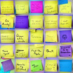 Processos de grupo para gerar inovação de maneira ágil e criativa.