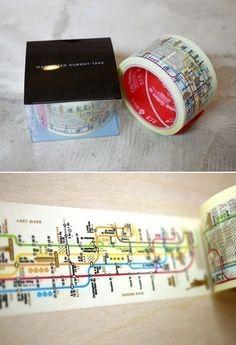 Subway Tape!