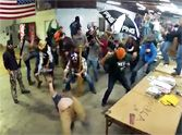Duck Dynasty Crew Does the Harlem Shake: my favorite part is Jase just standing there with a gun haha!