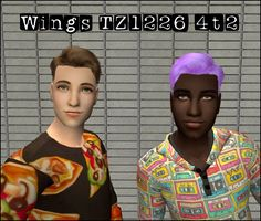 mrs_mquve | Four more requested hairs. Sims 2, Wings, Texture, Hair, Women, Surface Finish, Feathers, Feather, Ali