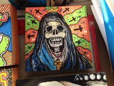 Skull Nun