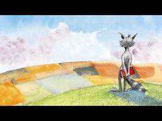 Ένας πολύ γλυκός... λύκος! - YouTube Digital Story, Bedtime Stories, Education, Videos, Books, Movies, Painting, Art, Art Background