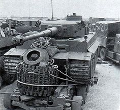 Pzkpfw VI-Tiger 1