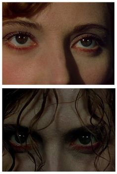 Michael Powell, Black Narcissus, 1947 = Kathleen Byron, Sister Ruth - going, gone! Ginger Snaps Movie, Half Elf, Bulging Eyes, Carrie White, Narcisse, Movie Shots, Sharp Objects, Afraid Of The Dark, Drawing Practice