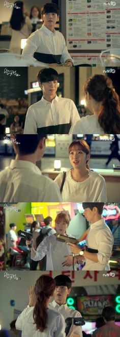 Added episode 4 captures for the Korean drama 'Cheese in the Trap'.