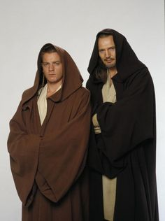 Star Wars: Episode I The Phantom Menace Behind-the-Scenes Photo #1