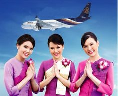 Happy 54th birthday Thai Airways.