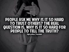 Deze is gewoon de waarheid! Waarom komen mensen nog met deze vraag naar anderen. Ik snap het niet!