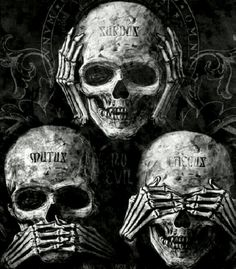 Hear... Speak.. Or see no evil
