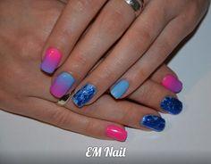 #ombre #nail #EMnail #syrenka #akryl