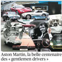 Dominique Iakhlef Aston Martin, Gentleman, London, Centenarian, Gentleman Style, London England, Men Styles
