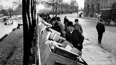 BBC Radio 4 Extra - The Paris Bouquinistes