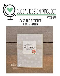Global Design Project #GDP072: CASE the Designer