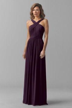 Comes in tons of colors and different styles. On  Watters Maids Dress Micah