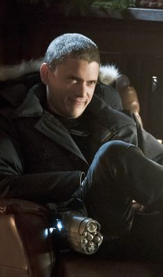 Wentworth Miller - Captain Cold