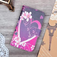 For Alcatel One Touch Pixi 3 4.5 inch OT 4027X 4027D 4028A 4028E Case PU Leather Flip Cover Wallet Stand Phone Bag