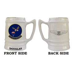 ROYAL AIR FORCE 512 SQUADRON BEER STEIN