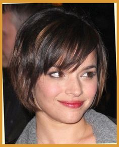 Short Hairstyles For Round Faces Women's Fave Hairstyles in short haircuts for fat round faces Pertaining to Warm