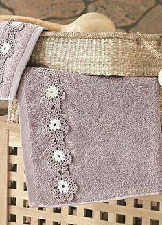 Learn to Crochet – Crochet Wave Fan Edging. Crochet Potholder Patterns, Crochet Borders, Crochet Motif, Crochet Stitches, Crochet Edgings, Crochet Towel, Crochet Fabric, Diy Crochet, Diy Crafts New