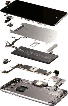 iPhone, iPad, Smartphone, Tablet & Computer Repair