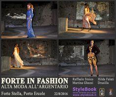 Tra poco tutte le foto della sfilata Forte in Fashion su www.stylebook.it