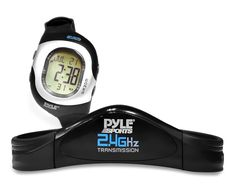 Pyle Sports Ladies Heart Rate Monitor with Calorie and Fat Burned, 50 Lap Chronograph * Check out the image by visiting the link. (This is an affiliate link and I receive a commission for the sales) Fitness Tracker Reviews, Waterproof Fitness Tracker, Best Sports Watch, Gym Exercise Equipment, Running Watch, Heart Rate Monitor, At Home Gym, Sports Women, Fun Workouts