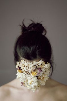 infinitives - floer portrait | Fashion + Photography | Artist/Künstler: Melisa Fernández |