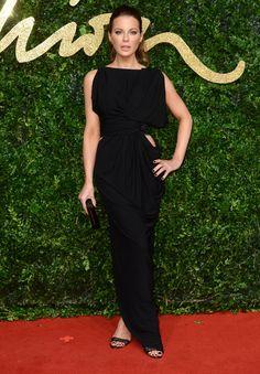 Kate Beckinsale aux British Fashion Awards 2015