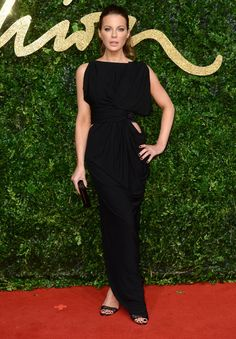 Kate Beckinsale aux British Fashion Awards 2015