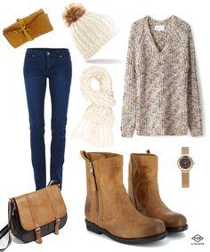 Look parfait pour passer l'hiver au chaud. Bottes Didger de rigueur ! #ootd #pldmbypalladium #outfit