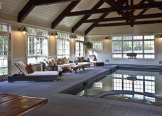 inside pool!!