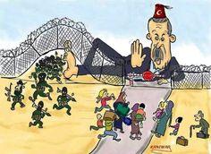 """Die Türkei droht damit, alle Flüchtlinge in Richtung Europa durchzulassen, falls die EU die Visafreiheit für Türken nicht einführt. Wenn das EU-Parlament """"die falsche Entscheidung trifft, schicken …"""
