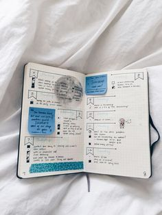 underwaterstrawberry: my first bullet journal... - babydarl