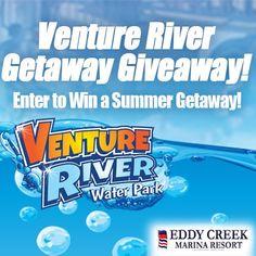 Venture River Getaway Giveaway