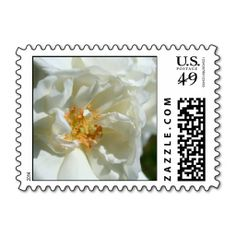 white and soft stamp. This is customizable to put a personal touch on your mail. Add your photos or text to design your own stamp that can be sent through standard U.S. Mail. Just click the image to try it out!