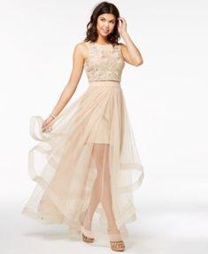 Prom Formal Dresses for Macy's