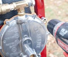 Multi-Fuel Generator - Gas Propane NG : 12 Steps (with Pictures) - Instructables Tri Fuel Generator, Propane Generator, Emergency Generator, Solar Generator, Portable Generator, Belt Grinder Plans, Hydrogen Generator, Lawn Mower Repair, Free Gas