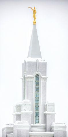 Bountiful, Utah LDS Temple #altusfineart #mormon