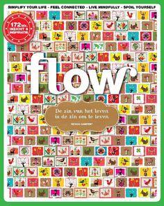 We love Flow magazine.
