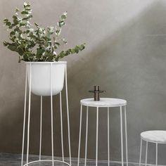 Menu - Wire Table Marble Beistelltisch 21,8cm -