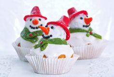 Pupazzi di neve per Natale