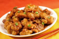 Orange Chicken - Atkins Diet Recipes