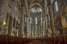 Iglesia de Santa María del Mar Barcelona