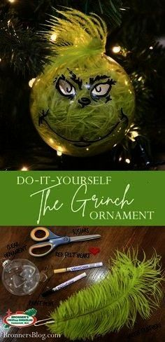 Character Christmas Tree Ideas 2020 weihnachten #character #christmas #ornaments #diyfamous #homemade